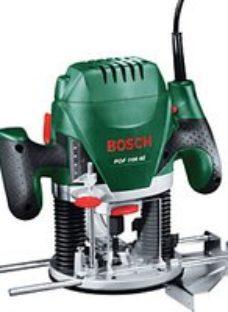 Bosch POF 1400 ACE 1/4in Corded Plunge Router - 1400W