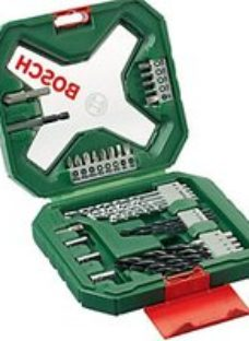 Bosch 34 Piece X-line Accessory Drill Set
