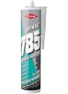 Dow Corning 785 Silicone Sealant - Clear 310ml