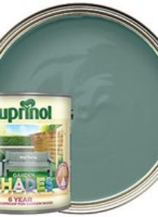 Cuprinol Garden Shades Matt Wood Treatment - Wild Thyme 2.5L