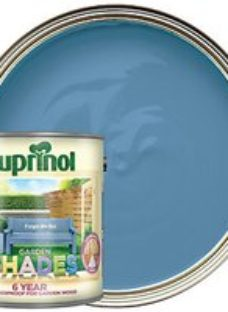 Cuprinol Garden Shades Matt Wood Treatment - Forget-Me-Not 2.5L