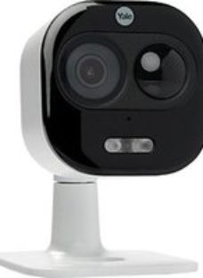 YALE SV-ADFX-W Smart Home Security CCTV Dome Full HD 1080p