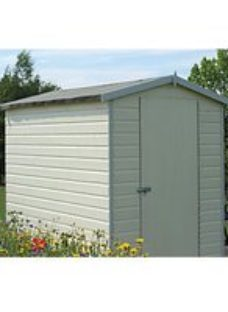 Shire 7 x 5ft Easy Assembly Timber Shiplap Apex Shed