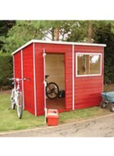 Shire 8 x 6ft Tongue & Groove Shed