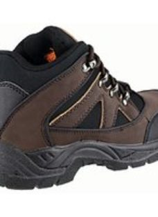 Amblers Safety FS152 Hiker Safety Boot - Brown Size 6