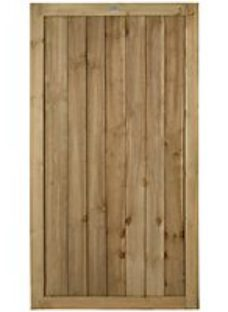 Wickes Featheredge Gate - 920 x 1800mm
