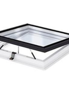 VELUX Flat Roof Base Electric - 800 x 800mm