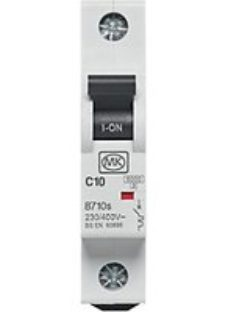 MK Miniature Circuit Breaker (MCB) Single Pole Type C - 10A 230V C10