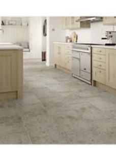 Boutique Kirkby Brown Tumbled Limestone Wall & Floor Tile 700 x 400mm
