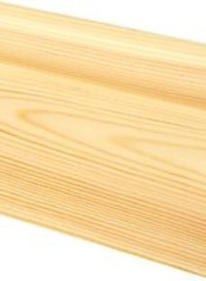 Wickes Dual Purpose Torus/Ogee Pine Skirting - 15mm x 119mm x 2.4m