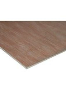 Wickes Non Structural Hardwood Plywood - 5.5mm x 607mm x 1829mm