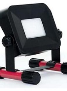 Luceco LED Worklight USB Rechargeable 10W IP54