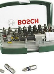 Bosch 32 Piece Mixed Screwdriver Bit Set