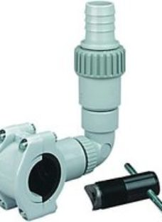 Primaflow Self Tapping Waste Connection Kit