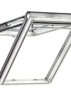 VELUX White Polyurethane Top Hung Roof Window - 780 x 1400mm