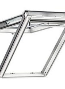VELUX White Polyurethane Top Hung Roof Window - 780 x 980mm
