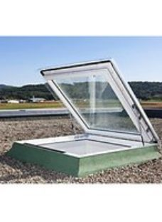 VELUX Flat Roof Base for Access & Escape - 900 x 1200mm