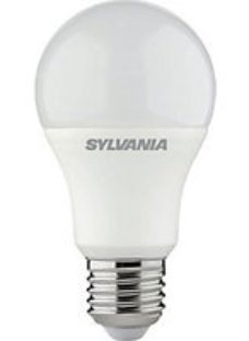 Sylvania LED GLS Frosted Dimmable 806Lumen/60 Watt Equivalent Warm White E27 Cap Fitting