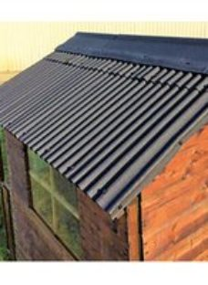 Watershed Roofing Kit 3 x 5ft 3 x 6ft 4 x 6ft Apex Roof - WA04-242-215