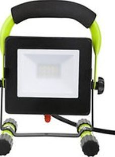Luceco Eco 10W Portable Work Light 800Lm 5000K